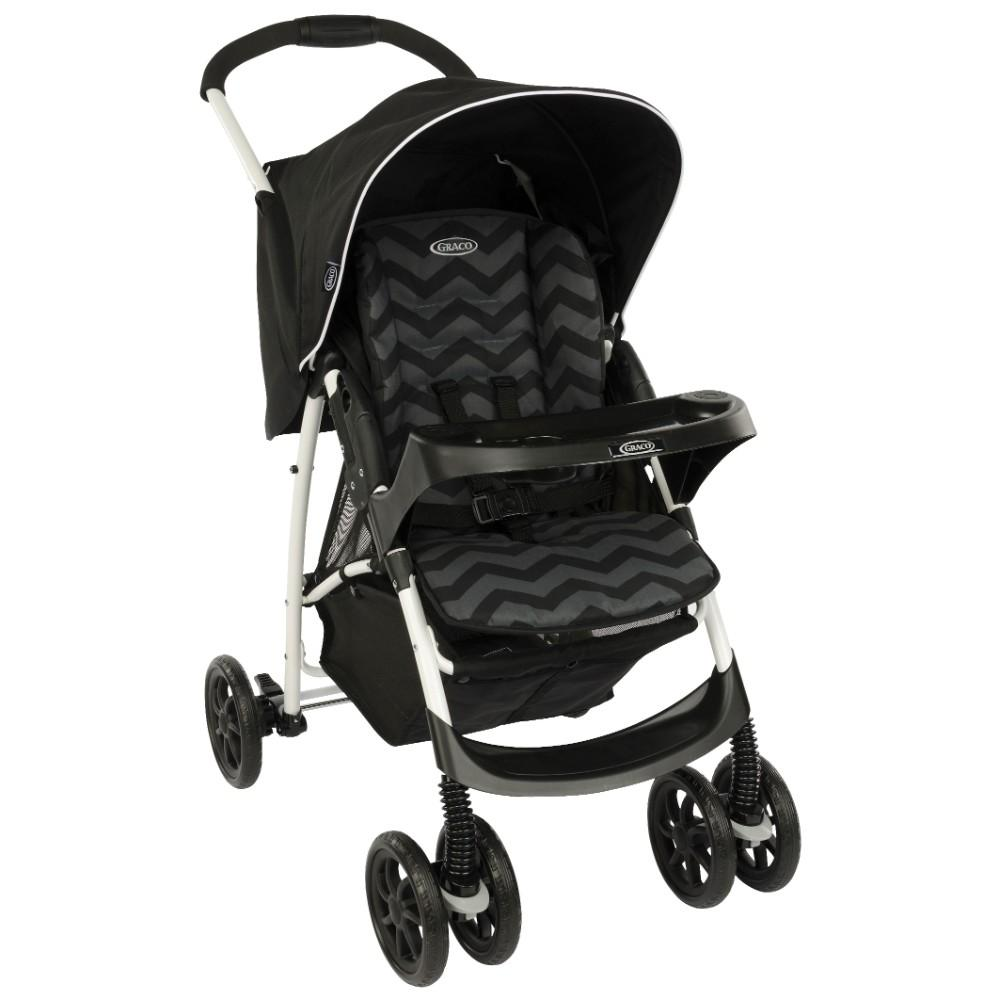 Graco Mirage Black ZigZag